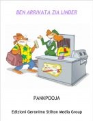 PANKPOOJA - BEN ARRIVATA ZIA LINDER