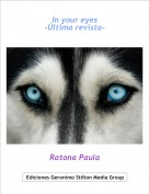 Ratona Paula - In your eyes-Última revista-