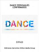 EVPA20 - DANCE PERSOANJES CONFIRMADOS