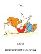 Khicco - Test