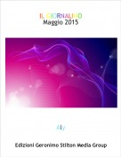 Aly - IL GIORNALINOMaggio 2015