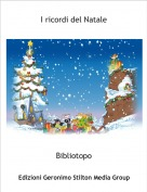 Bibliotopo - I ricordi del Natale