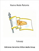 Yuhuiqi - Nueva Moda Ratonia