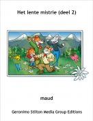 maud - Het lente mistrie (deel 2)