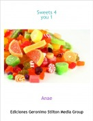 Anae - Sweets 4