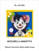 MOZZARELLA AMMUFFITA - Io, sul sito