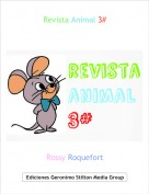 Rossy Roquefort - Revista Animal 3#