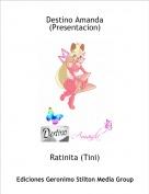 Ratinita (Tini) - Destino Amanda (Presentacion)