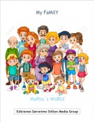 MaRta´s WoRld - My FaMilY