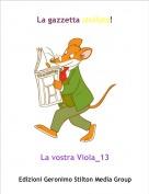 La vostra Viola_13 - La gazzetta stellata!