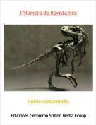 llulia roecomedia - 1ºNúmero de Revista Rex