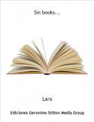 Lara - Sin books...