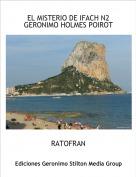RATOFRAN - EL MISTERIO DE IFACH N2GERONIMO HOLMES POIROT