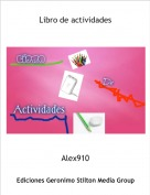 Alex910 - Libro de actividades