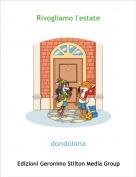 dondolona - Rivogliamo l'estate