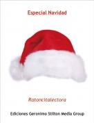 Ratoncitalectora - Especial Navidad