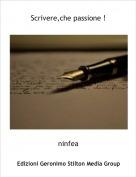 ninfea - Scrivere,che passione !