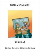 CLAUDIA3 - TUTTI A SCUOLA!!!!!