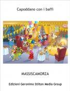 MASSISCAMORZA - Capoddano con i baffi