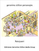 Ratojuani - geronimo stilton personajes