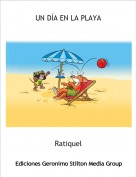Ratiquel - UN DÍA EN LA PLAYA