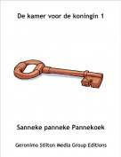 Sanneke panneke Pannekoek - De kamer voor de koningin 1