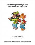 Jonas Stilton - leukedingenboekje van benjamin en pandora