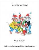 kitty stilton - la mejor navidad