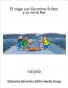 ratijulia - El viage con Geronimo Stilton y su novia Mar