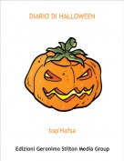 top'Hafsa - DIARIO DI HALLOWEEN