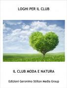 IL CLUB MODA E NATURA - LOGHI PER IL CLUB