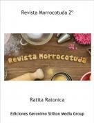 Ratita Ratonica - Revista Morrocotuda 2º