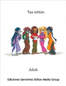 JULIA - Tea stiltón