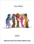 JULIA - Tea stiltón