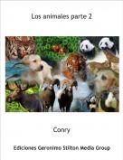 Conry - Los animales parte 2