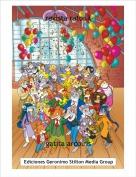 gatita arcoiris - revista ratonil