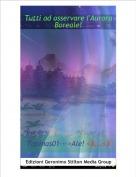 Topinas01--->Ale! <3...<3 - Tutti ad osservare l'Aurora Boreale!
