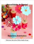Reportera Aventurera - ¡Manualidades de Bigotes!