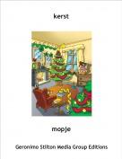 mopje - kerst