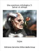 lisjoa - Una aventura mitologica 3: Salvar el olimpo