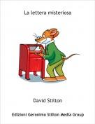 David Stilton - La lettera misteriosa