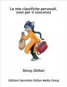 Ginny.Stilton - Le mie classifiche personali.(non per il concorso)