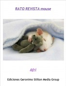 Afri - RATO REVISTA mouse