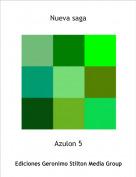 Azulon 5 - Nueva saga