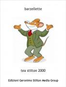 tea stilton 2000 - barzellette