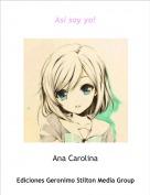 Ana Carolina - Así soy yo!