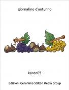 karen05 - giornalino d'autunno