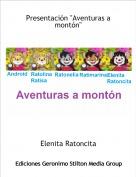 """Elenita Ratoncita - Presentación """"Aventuras a montón"""""""