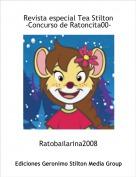 Ratobailarina2008 - Revista especial Tea Stilton-Concurso de Ratoncita00-
