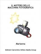 Marianna - IL MISTERO DELLO MACCHINA FOTOGRAFICA
